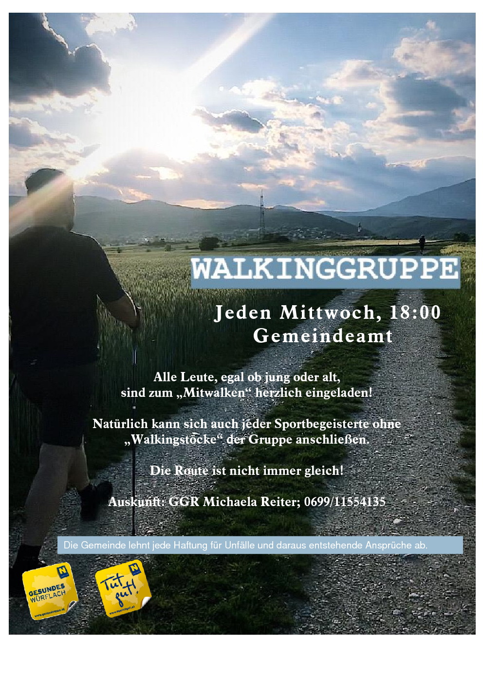 Nordic Walking ab Okt2020