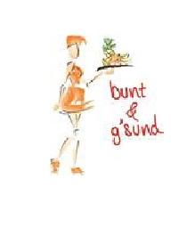 Bunt u gsund Logo