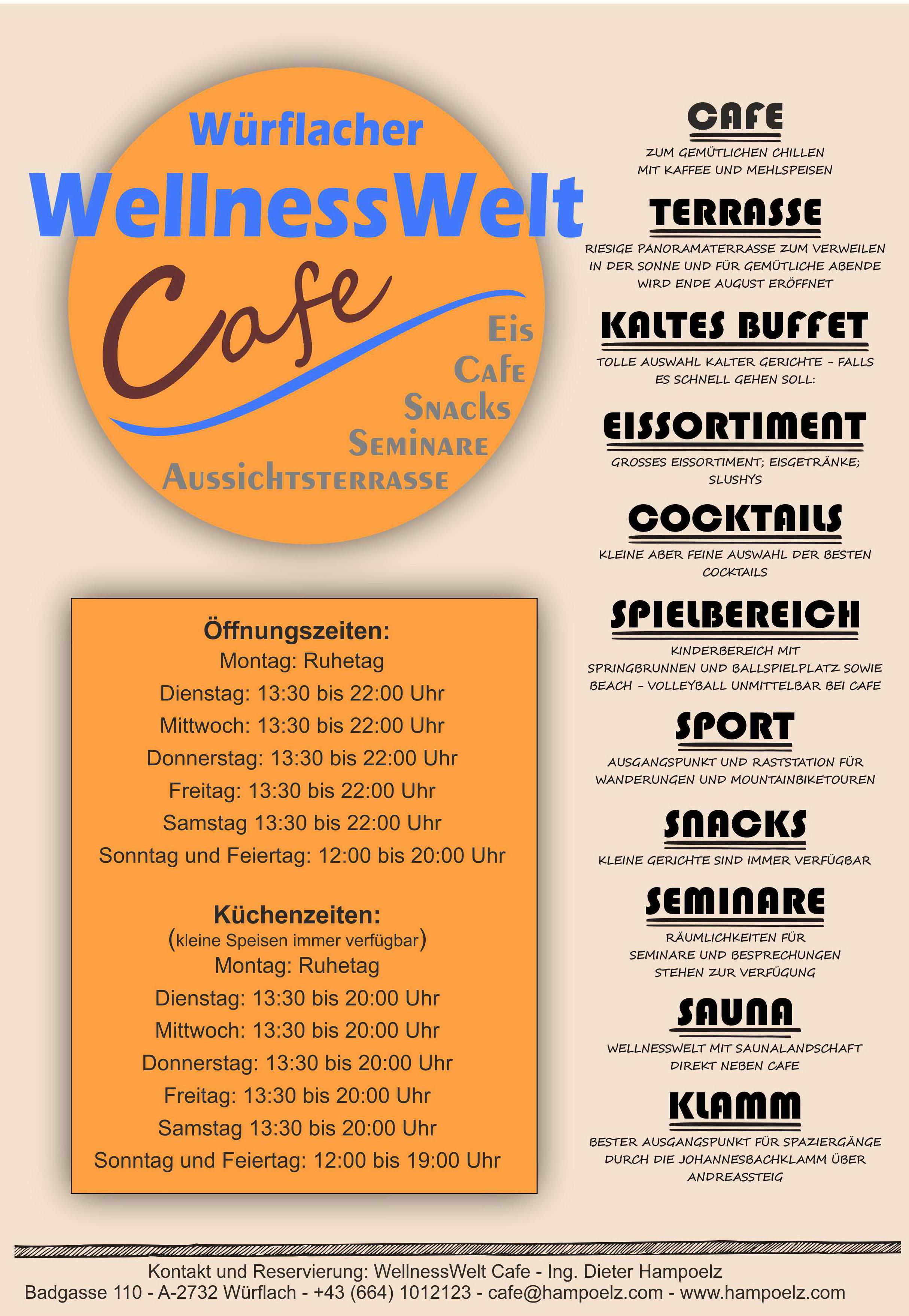 www Cafe Oeffnungsz 8 2019